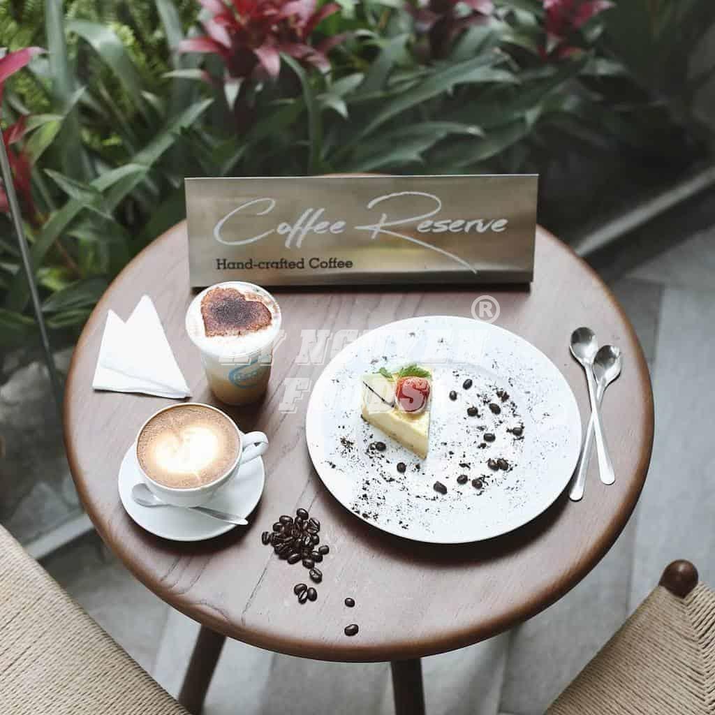 10 quán cà phê sang chảnh có không gian ẩm thực tinh tế ở Sài Gòn