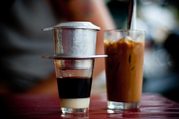 Tản mạn Sài Gòn cà phê