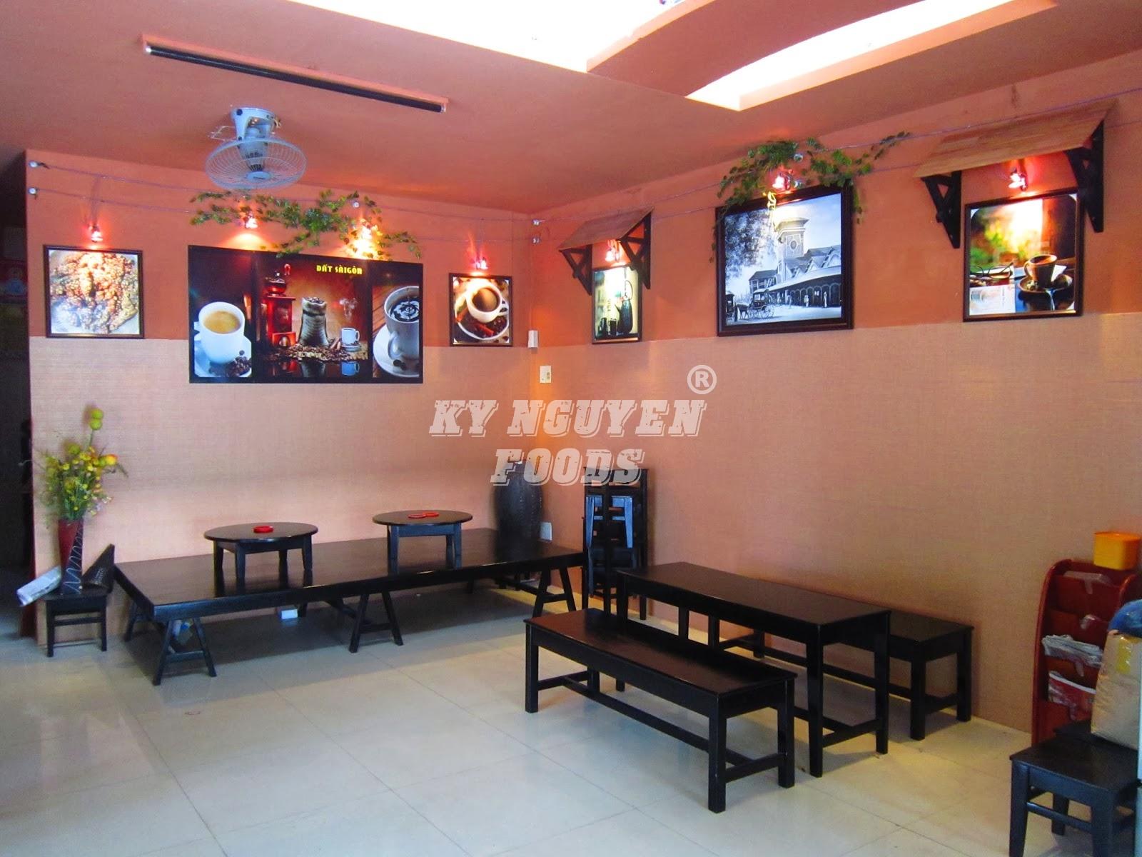 Nguyên tắc chọn nơi cho thuê mặt bằng mở quán cafe