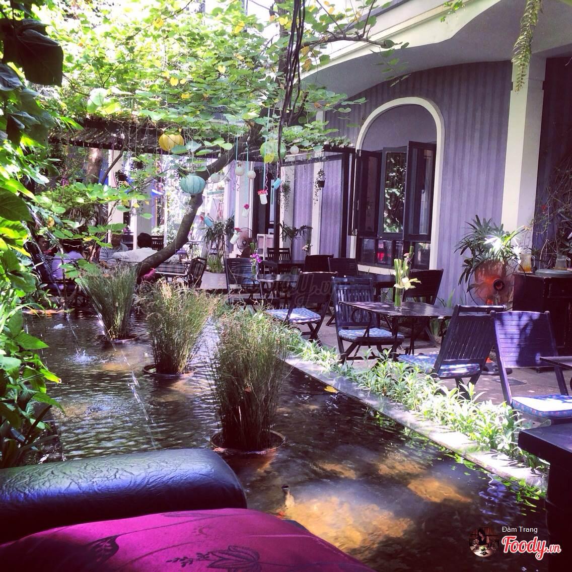 Top những quán ca phê đẹp ở Thành Phố Hồ Chí Minh