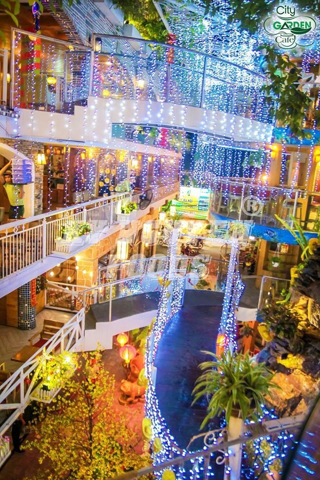 """31 quán cà phê đẹp ở Sài Gòn """"đi một lần post ảnh một tuần"""""""